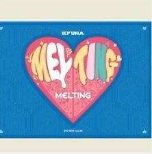 K-POP HYUNA 4MINUTE 2nd Mini Album [MELTING] CD + Booklet Sealed Music CD
