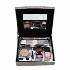Makeup Gift Box Urban Beauty Luxury Silver Natural Shades Cosmetics 13 Pieces