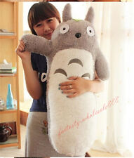 80cm Big Long Totoro Plush Giant Large Stuffed Plush Toy Doll Pillow Gifts New