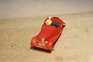 19A MG TD Roadster Matchbox Plastic Copy Hong Kong Polythene Miniatures Mint!