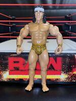RARE WWE JIMMY SUPERFLY SNUKA JAKKS WRESTLING FIGURE CLASSIC SUPERSTARS SERIES 3