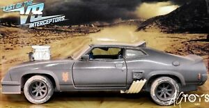 1973 Ford Falcon XB Weathered Version V8 Interceptor Mad Max 1:24 Scale Die-cast