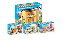 PLAYMOBIL® Modernes Wohnhaus Sparset: 9266 9267 9270 9271