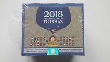 PANINI FIFA WM 2018 Sticker Booster (100 Tüten) , Mehrfarbig OVP 2. Wahl NEU %%%