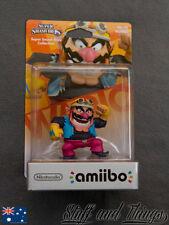 Amiibo - Wario - Super Smash Collection No. 32 *Genuine Nintendo Accessory**NEW*