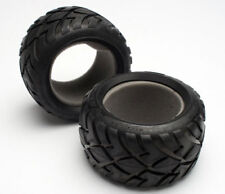 "Traxxas 5578 Jato 2.5 & 3.3 Anaconda 2.8"" Front Tires w/Foam"