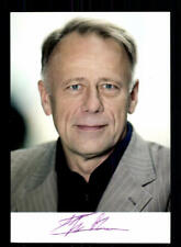 Jürgen jürgen trittin autografiada mapa original firmado # bc 132124