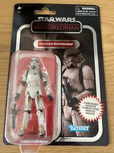 Star Wars The Mandalorian Remnant Stormtrooper Carbonized Vintage Collection NEW