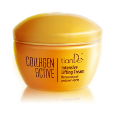 TianDe Collagen Active Intensive Lifting Facial Cream, 50 g.