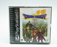 Dragon Warrior VII PlayStation 1 PS1 Game Tested Free Shipping