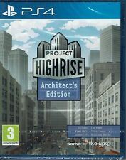 Project Highrise Architect's Edition - Playstation 4 - PS4