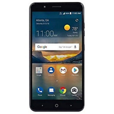 """ZTE Blade X2 Max 6400 6"""" Inch Screen UNLOCKED 16MP Camera GSM Android Oreo NEW"""