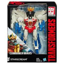Transformers Generations Combiner Wars Starscream & Skywarp Leader Class New
