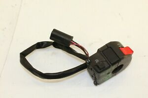 07 08 10 11 DUCATI 848 1098 1198 RIGHT HANDLEBAR CONTROL SWITCH KILLSWITCH OEM