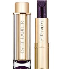 ESTEE LAUDER Pure Colour Chrome Love Lipstick NOVA NOIR Limited Edition BNIB