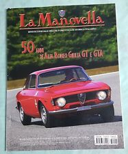 LA MANOVELLA-ASI-N.9-2013-ALFA ROMEO GIULIA-ANGELINI-MASERATI-BMW MOTO-ZEPPELIN