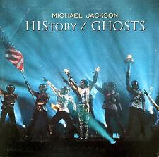 Michael Jackson CD Single HIStory / Ghosts - Europe (VG/G+)