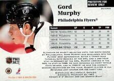 1991-92 Pro Set Preview Promos #3 Gord Murphy