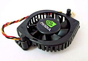 Nvidia Southbridge Heatsink Fan Chipset Cooler For nForce 680i LT SLI & Others