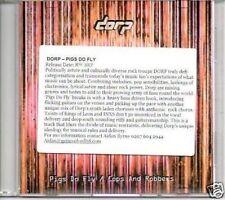 (696T) Dorp, Pigs Do Fly - DJ CD