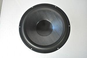 """NEW NOS Vintage 10"""" Peerless Speaker Driver Woofer 850146"""