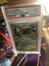 PSA 9 Charizard 2006 EX Crystal Guardians #4 Holo Pokemon Card! MINT!