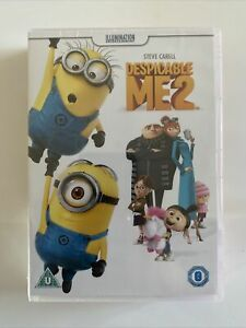 Despicable Me 2 (2013) NEW SEALED DVD