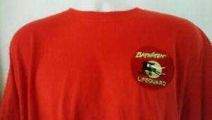 BAYWATCH LIFEGUARD T-SHIRT