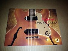 Epiphone 2007 Guitar Catalog