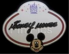 DISNEY PIN HKDL - Name Tag Mystery Collection - Mickey Mouse-  Two year old pin!