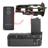 Pro Battery Grip for Canon EOS 1000D 450D 500D XSI XS BG-E5 SLR DSLR Camera