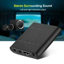 Mini Full HD 1080P Media Player AV HDMI YBbPr USB H.264 Stereo TV Box UK Plug