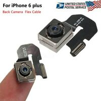 High Quality Rear Back Camera Lens Flex Replacement For iPhone 6 Plus 5.5'' USA