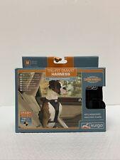 Kurgo Tru-Fit Smart Walking Dog Harness - Enhanced Strength - Medium - Black