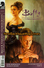 Buffy the Vampire Slayer Season 8 Comic 10/07,No Future for You Part 2,2007