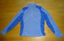 THE NORTH FACE Damen Fleece Shirt Gr. M 40 TNF Fleeceshirt Troyer TKA100