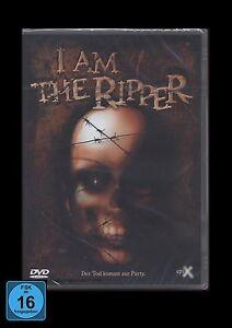 DVD I AM THE RIPPER - JACK THE RIPPER VERFILMUNG - B-MOVIE-HORROR *** NEU ***