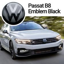 VW Passat B8 3G Front Emblem Schwarz Black Vorne Zeichen Logo R-Line 4Motion ACC