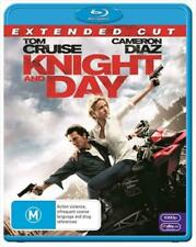 Knight and Day 2011 Tom Cruise Blu-ray