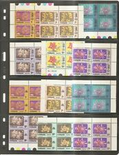 Asia - Mint Never Hinged Stamps From Malaysia on Two Sided Card.