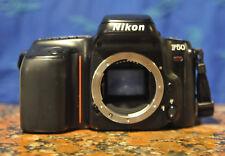 Exellent Nikon F50 Solo Corpo/Body Only e Manuale Top Condition Testata Con Film
