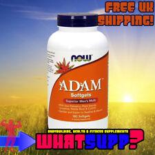Ora ADAM x 180 Men's Multi Vitamina & Minerali Saw Palmetto, steroli vegetali, CoQ10