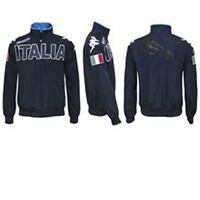 KAPPA FIS FEDERAZIONE ITALIANA SCHERMA JACKET FELPA GIACCA ITALY ITALIA 3025IL0