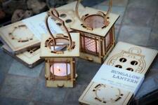 Craftsman Bungalow Luminaires. Lanterns give off warm light while hanging or on
