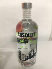 Absolut vodka san francisco-nuevo y sellado-New Sealed