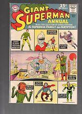 Superman Annual #5 (Summer 1962, DC) - Very Fine