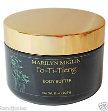 Marilyn Miglin Fo-Ti-Tieng Body Butter Cream Creme BIG 8 OZ JAR New & Sealed!