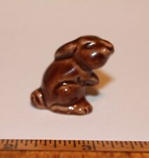 Wade Whimsies Bunny Red Rose Tea Figurine 2nd US Series 1985-1994 - England