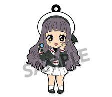 Card Captor Sakura Pic-Lil! Daidouji Tomoyo Trading Rubber Strap Phone Charm