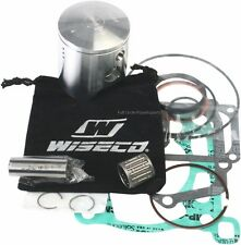 Wiseco Top End Rebuild Kit 97 98 99 RM125 Piston Rings Pin Bearing Clip Gaskets
